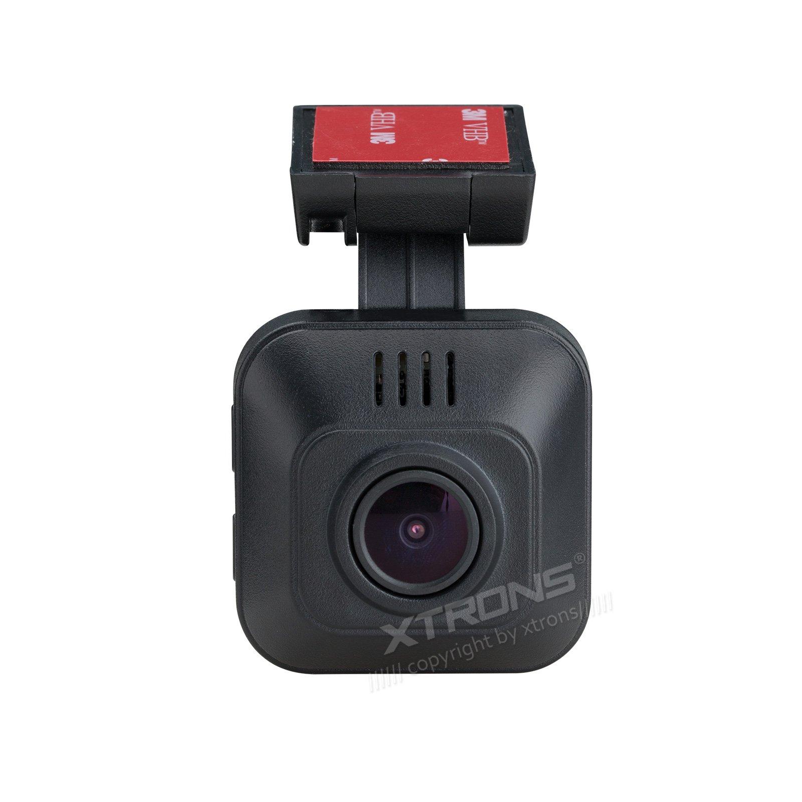XTRONS HD 720P In-Car DVR Video Recorder Camera for XTRONS D717AL