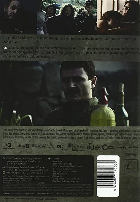 Amazon.com: Me (Yo)  [ NON-USA FORMAT, PAL, Reg.0 Import ...