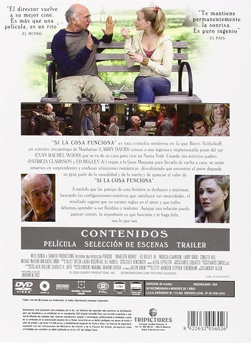 Si la cosa funciona (Edición Especial) [DVD]