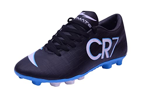 Trady Ultimate Cr7 Juventus Ronaldo Studs Black Blue Football