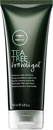 Paul Mitchell Tea Tree Firm Hold Unisex Gel, 6.8 Ounce
