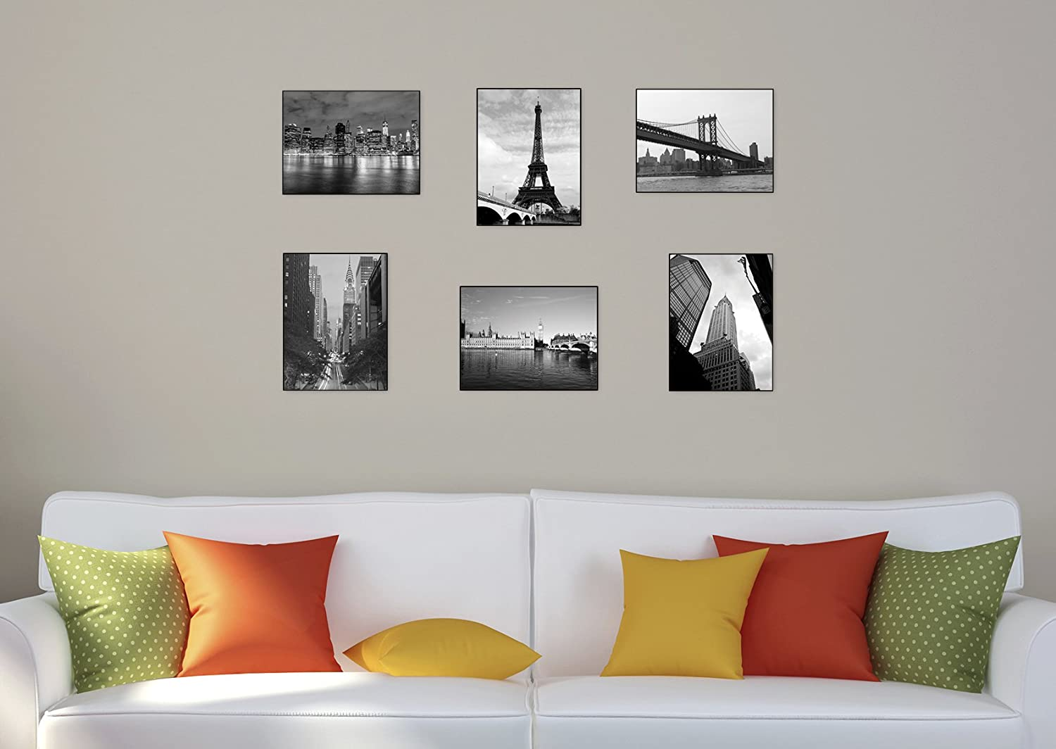 MCS Frame 3.5 by 5-Inch Black Format 12-Pack 3.5 x 5 Inch