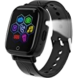 Reloj inteligente para niños Grils – Game Smart Watch para niños con llamada de teléfono, SOS,7 juegos, cámara…