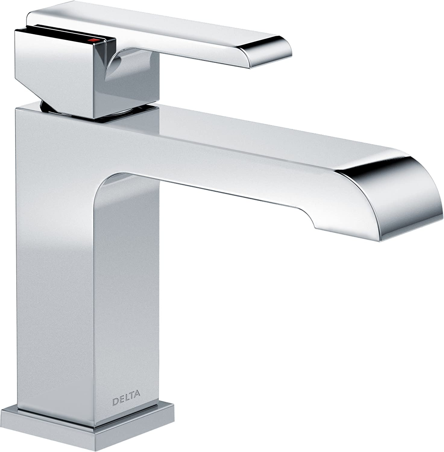 Delta 567LF-LPU Ara Single-Handle Bathroom Faucet, Chrome - - Amazon.com