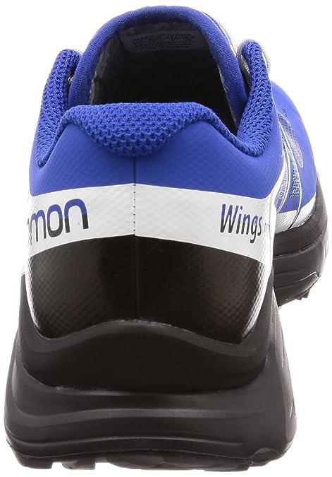 5758da32236b0 Salomon Herren Wings Pro 3 Traillaufschuhe: Amazon.de: Schuhe & Handtaschen