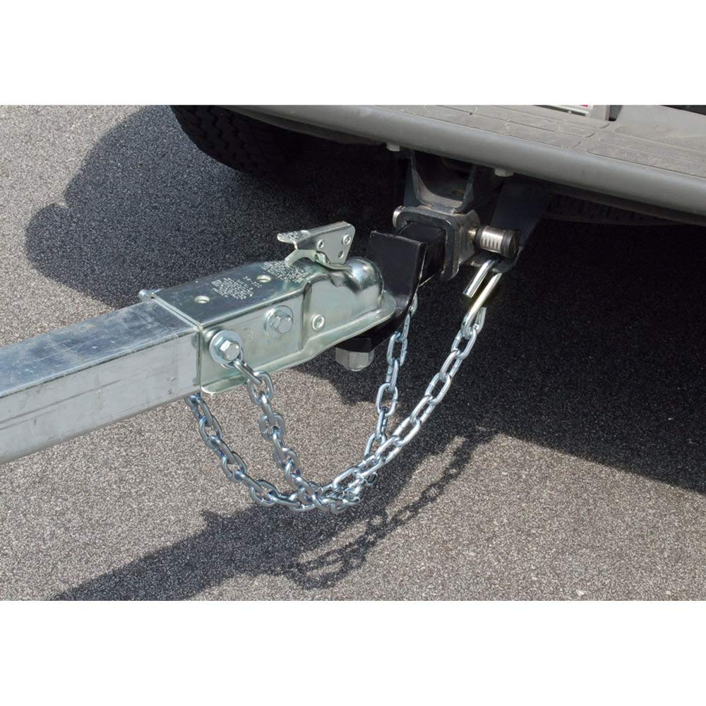 Tie Down Engineering 81205 Marine Saftey Chain with S-Hooks both Ends