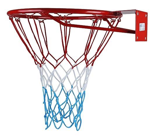 4 opinioni per Kimet Hang Anello canestro basket Pallacanestro Anello con anello e rete qualità