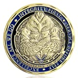 Air Force Military Challenge Coin USAF Core