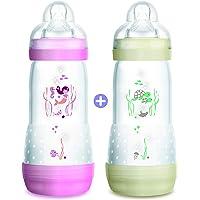 MAM - Biberones anticólico para bebé (de 0