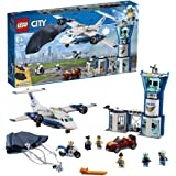 LEGO City Sky Police Air Base 60210 Building Kit, 2019 (529 Pieces)