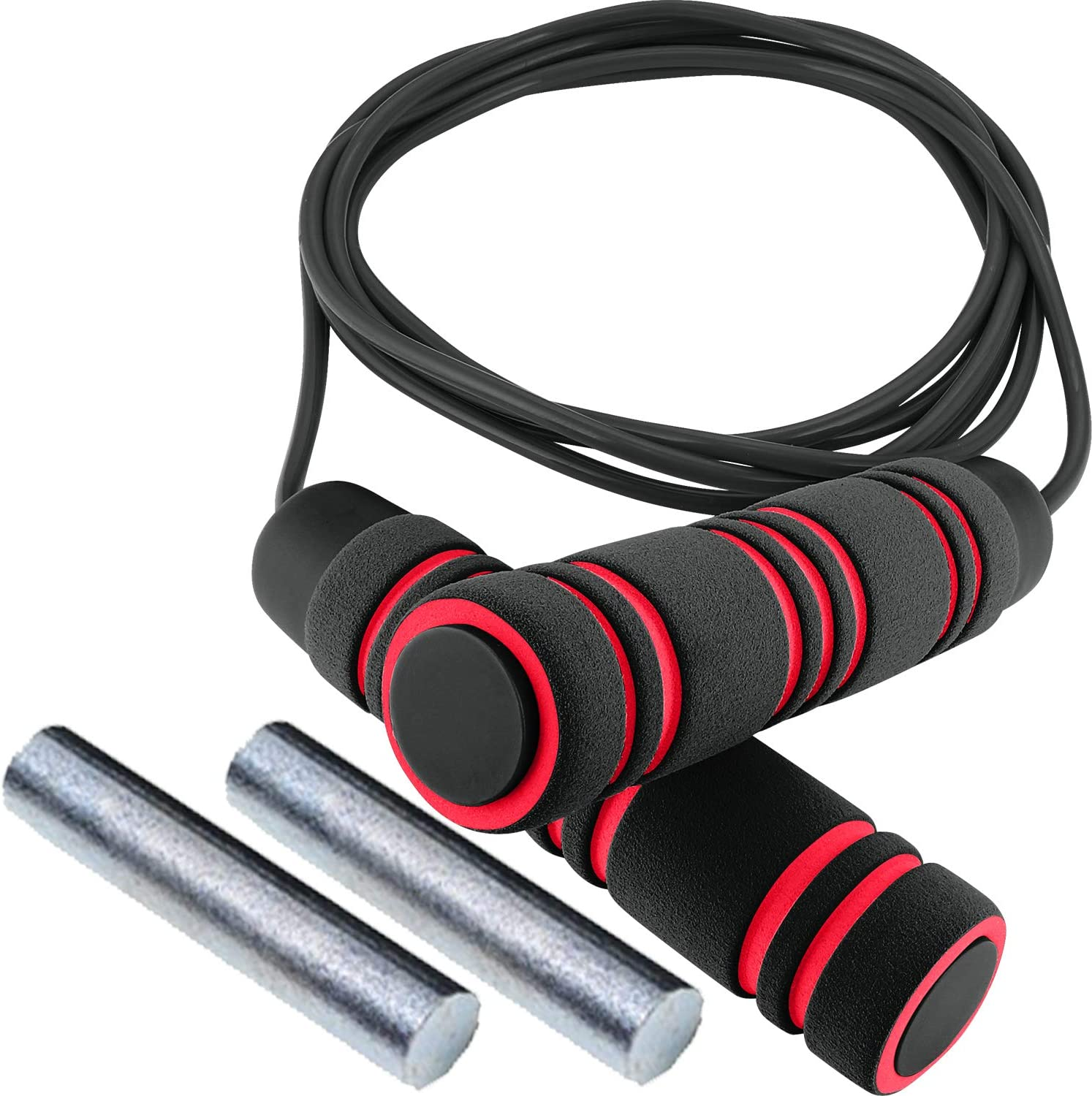 Kids//Junior Skipping Rope Gym Boxing Training Jumping Fitness Body Weight Loss