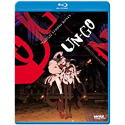 Un-Go: Complete Collection [Blu-ray] [北米版]