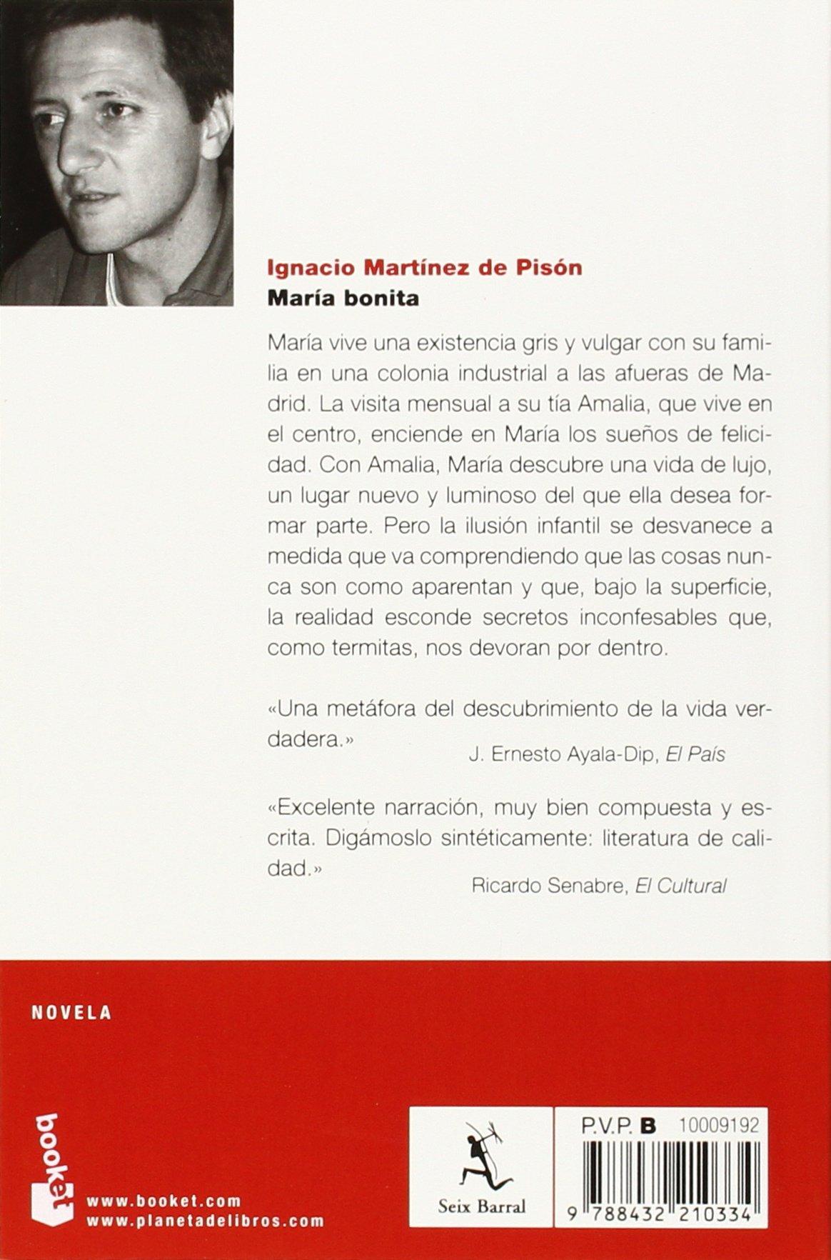Maria Bonita (Spanish Edition): Ignacio Martinez de Pison: 9788432210334: Amazon.com: Books
