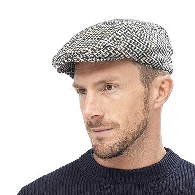 Tom Franks Mens Stylish Fashion Country Flat Cap Hat GL228  Amazon.co.uk   Clothing 551b261a7f7