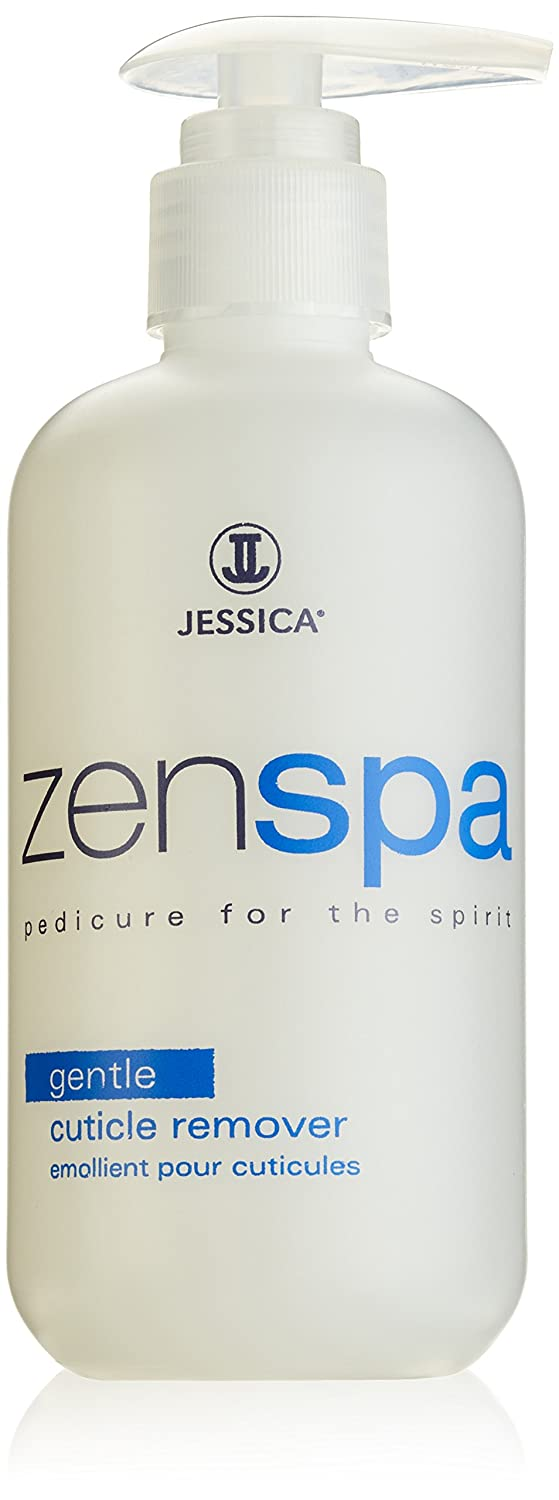 JESSICA Zenspa Gentle Cuticle Remover Gel Inc. Z7035