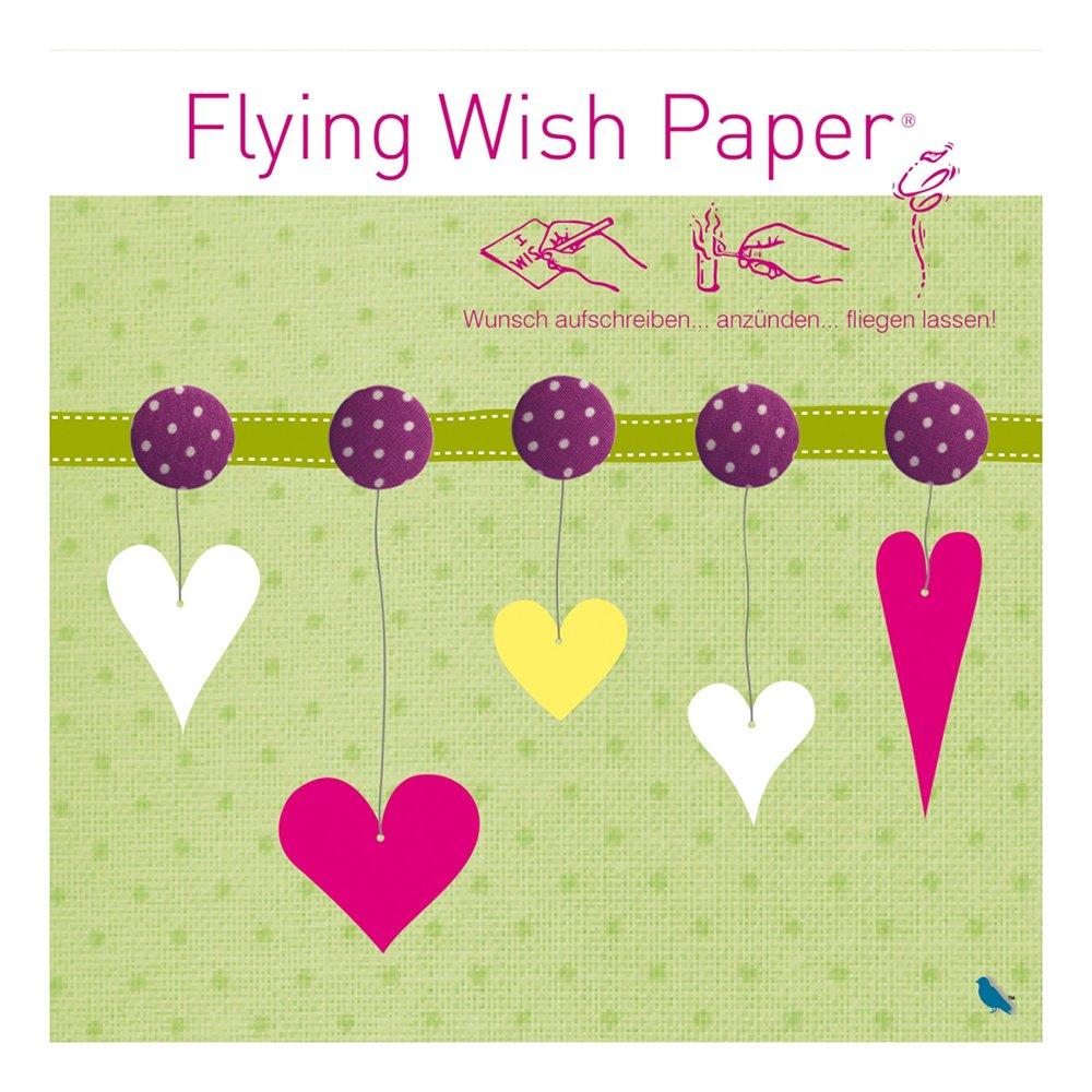 Contento 671361 fliegendes Wunschpapier: Amazon.de: Küche & Haushalt