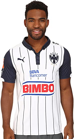 Puma hombres de Monterrey Alter camiseta réplica blanco/TRUE AZUL polo camiseta LG