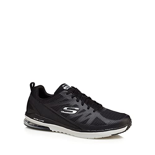 Skechers Men Black 'Air Infinity' Trainers 8