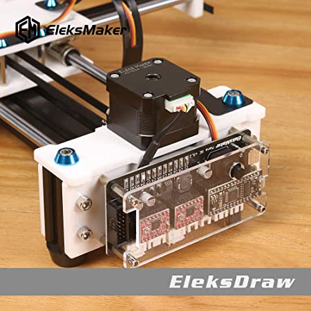 Drawing Machine Drawing Roboter Plotter Pen Desktop DIY montados XY Plotter Stift Dibujo Roboter Dibujar máquina Pintura Handschrift Roboter Kit 100-240 V: Amazon.es: Electrónica