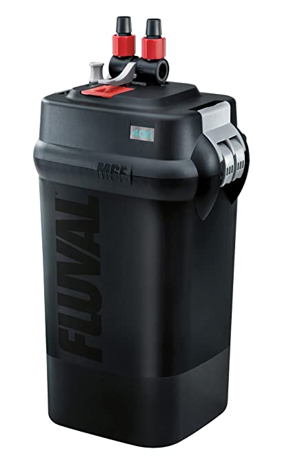 Amazon Com Fluval Canister Filter For Aquariums 406 100 Gallon