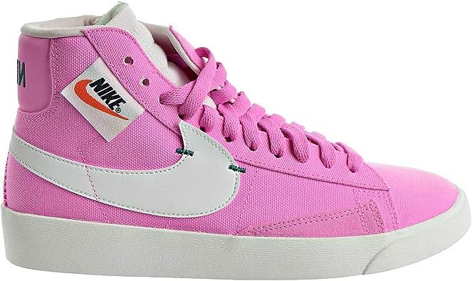 Nike W Blazer Mid Rebel, Zapatillas de Baloncesto para Mujer ...