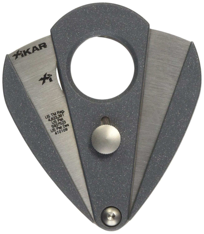 Xikar Cigar Cutter Measures 3, Granite gray 200SL by Xikar (Image #1)