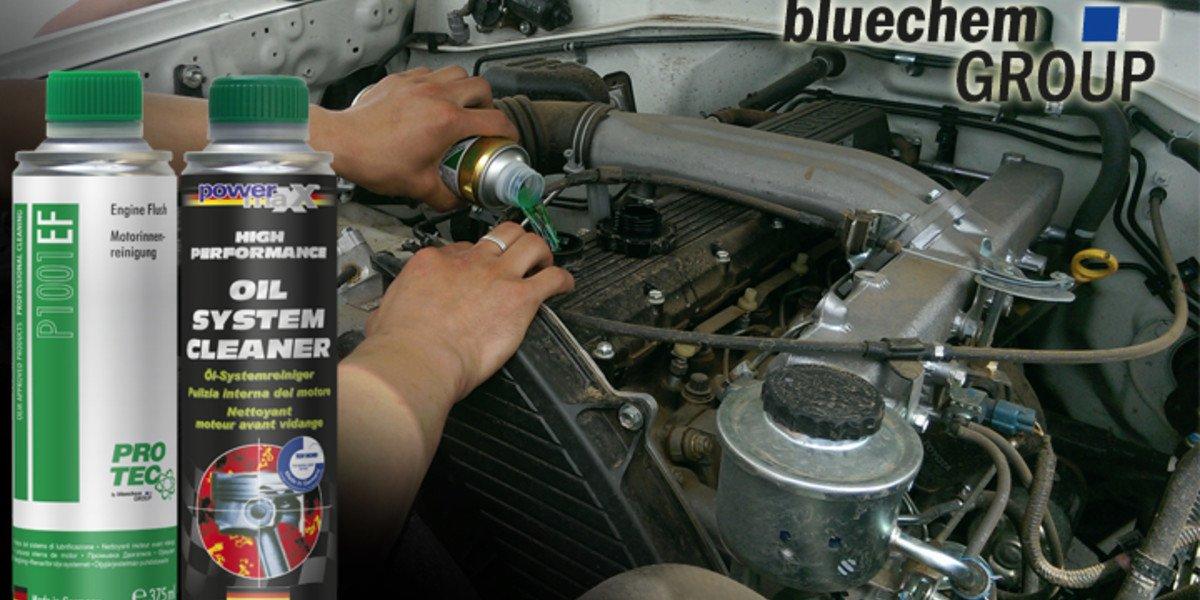 PowerMaxx sistema de aceite limpiador Motor Flush (300 ml): Amazon.es: Coche y moto