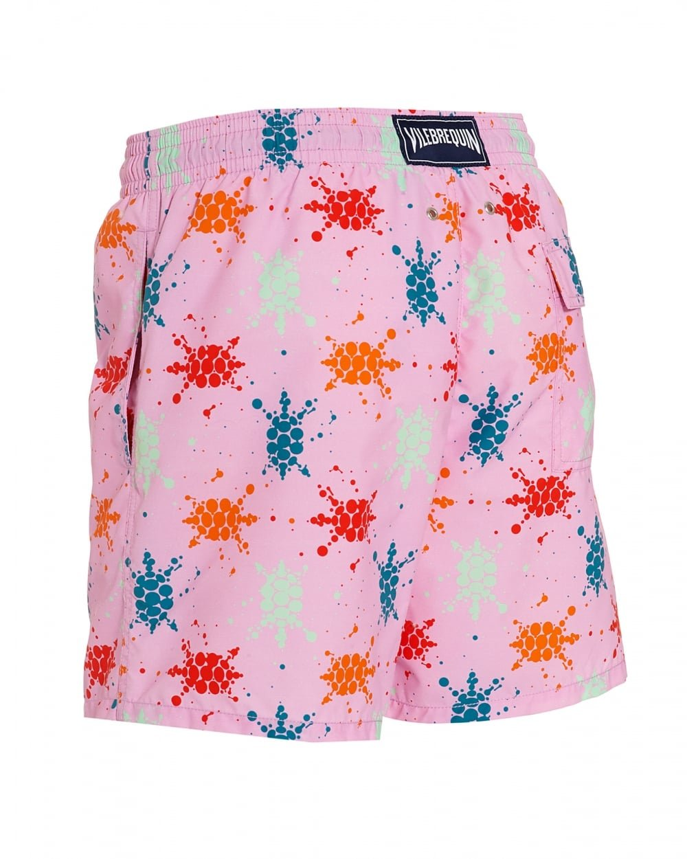 Vilebrequin - Japan Turtles Moorea Swimwear - Men - XXL - Rose Quartz by Vilebrequin (Image #2)