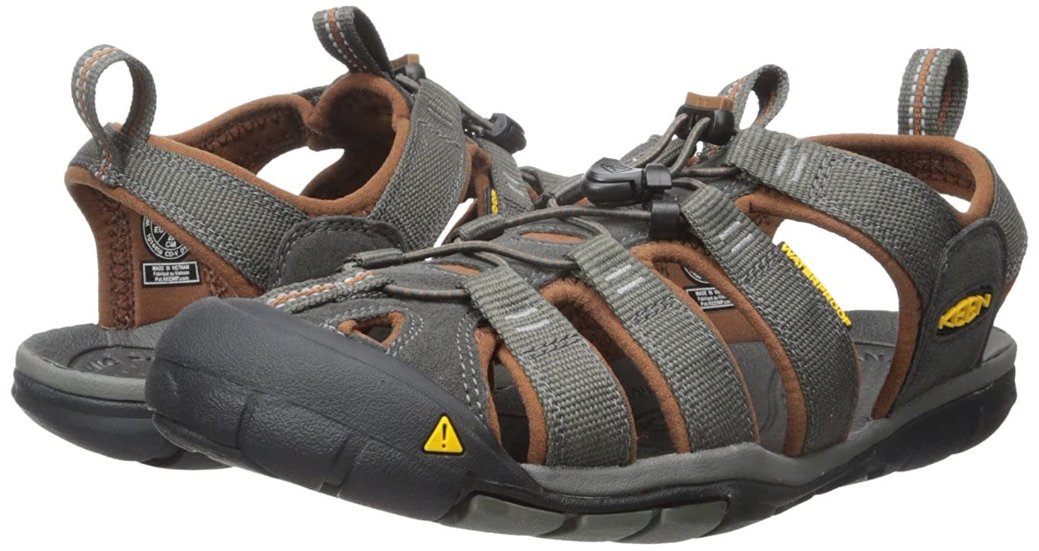 Keen Mens Clearwater CNX Hiking Sandals,