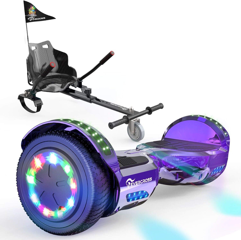 EverCross自平衡滑板车悬停板