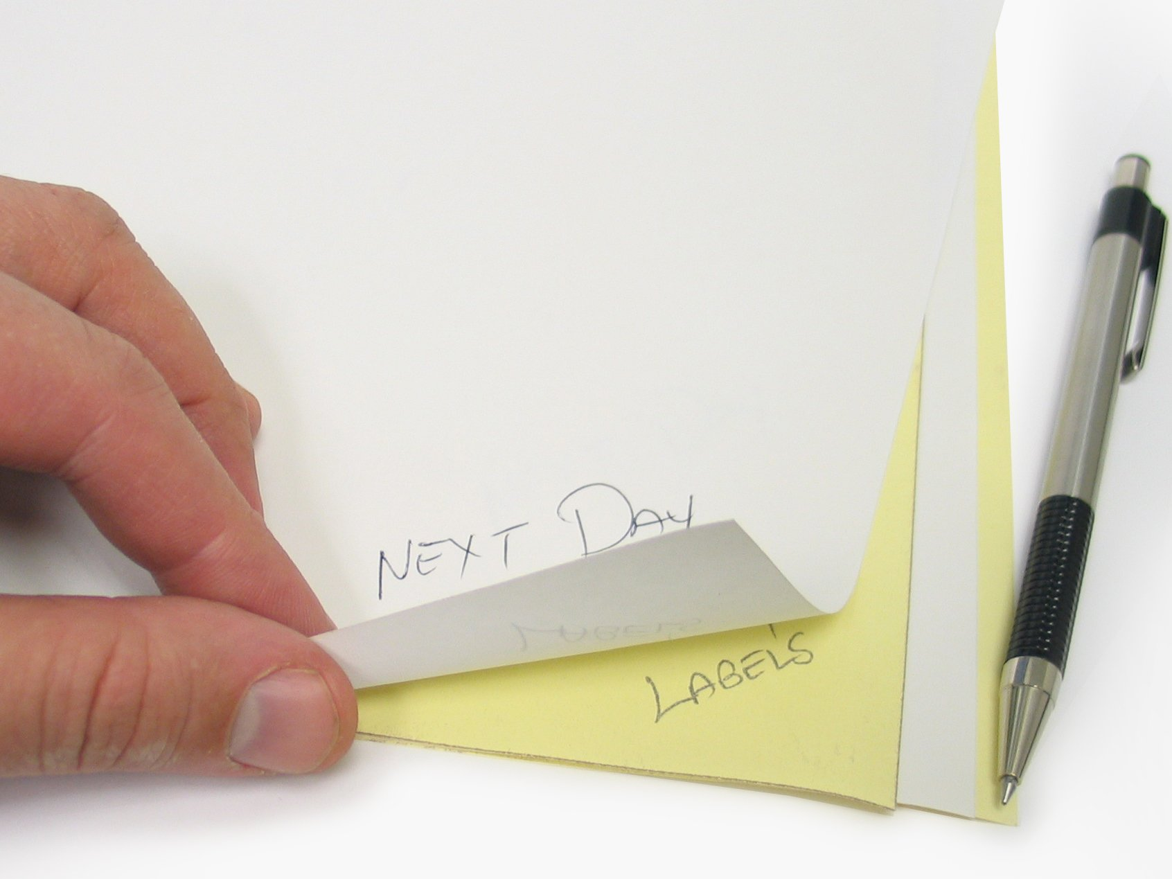 250 Sets, NCR Paper, Collated 2 Part (White, Canary), Letter Size Carbonless Paper - Rainbow Brand