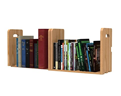 Forzza Olga Extendable Bookshelf,Oak