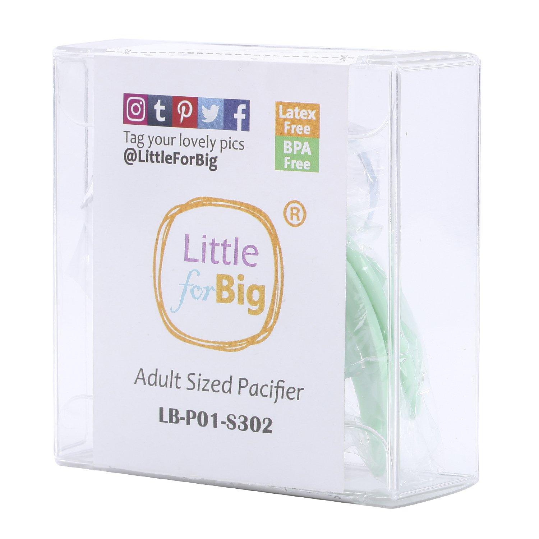 Amazon.com: Adulto Sized Chupete/DUMMY para adulto baby abdl ...
