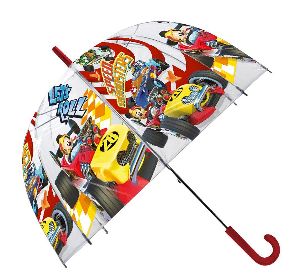 Colorido paraguas de Mickey Mouse.