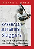 Baseball's All-Time Best Sluggers: Adjusted Batting Performance from Strikeouts to Home Runs