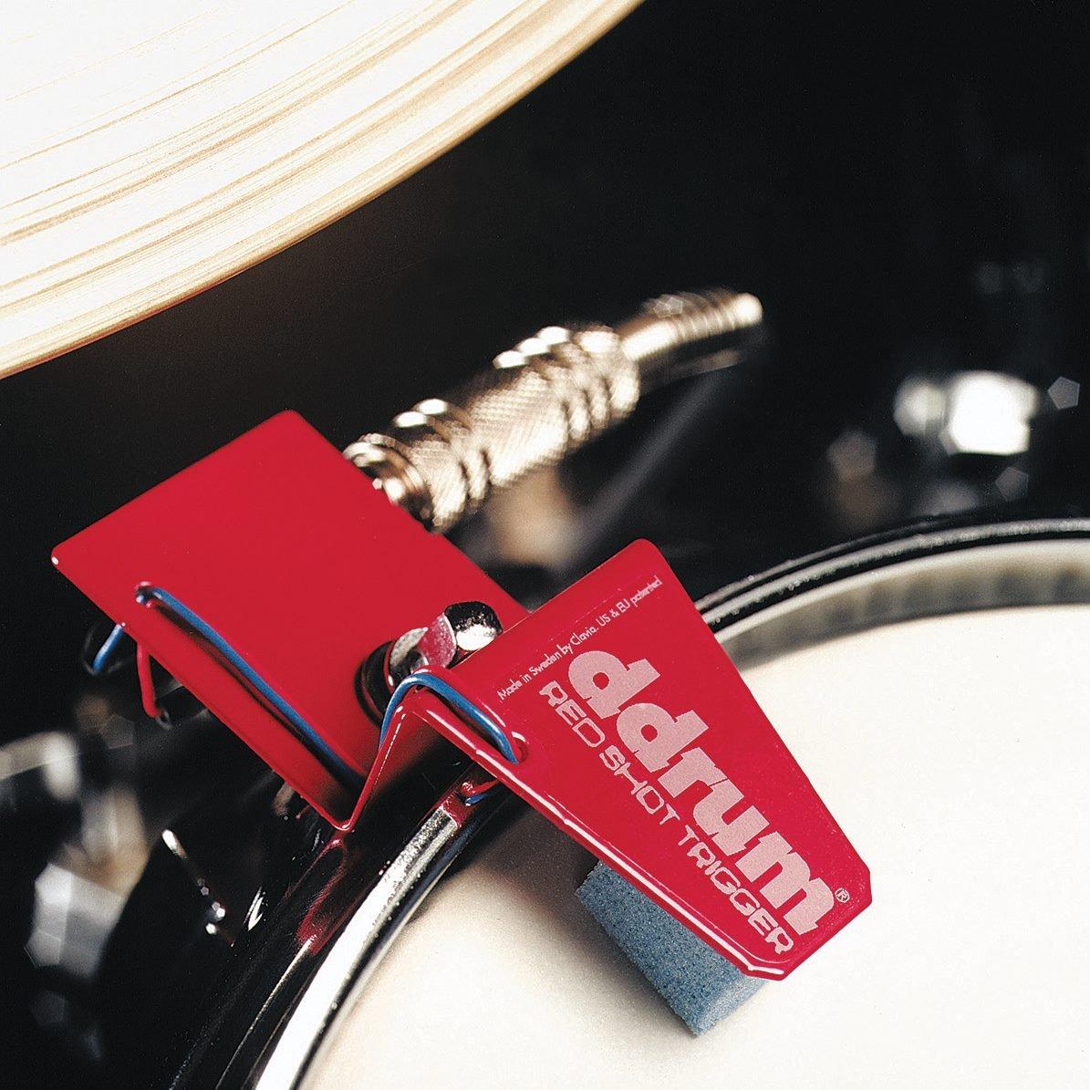 ddrum Red Shot 5 Piece Trigger Kit