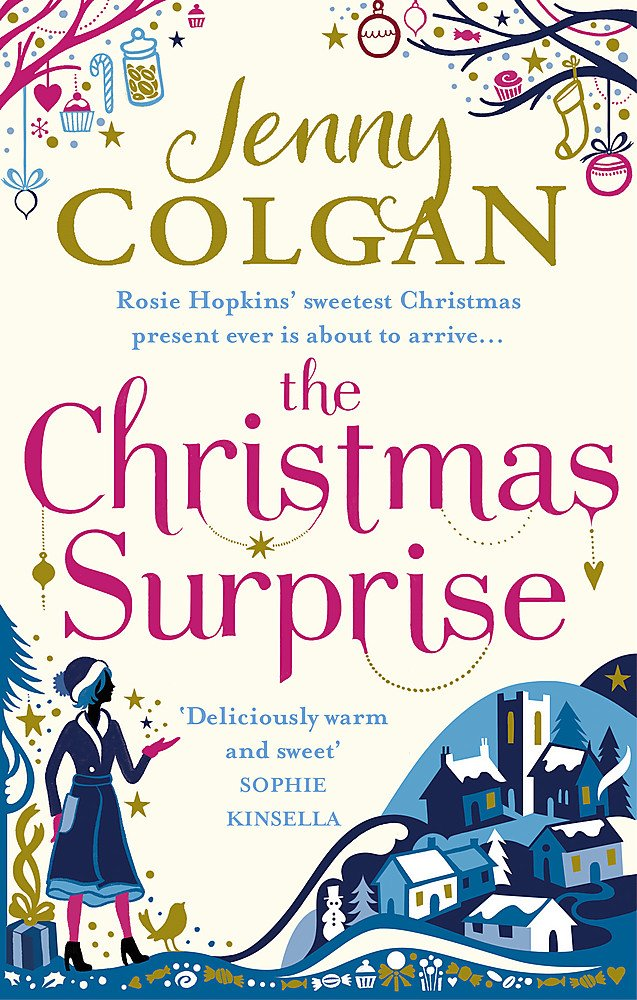 The Christmas Surprise (Rosie Hopkins, Band 3)