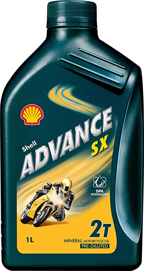 SHELL 070.00000000003939 Aceite Advance, SX2, transmisiones ...