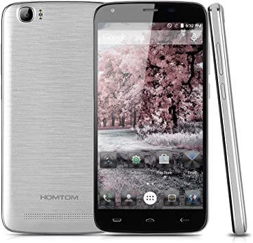 HOMTOM HT6 - Smartphone Libre Android 5.1 Lte 4G (5.5 FHD, Dual ...