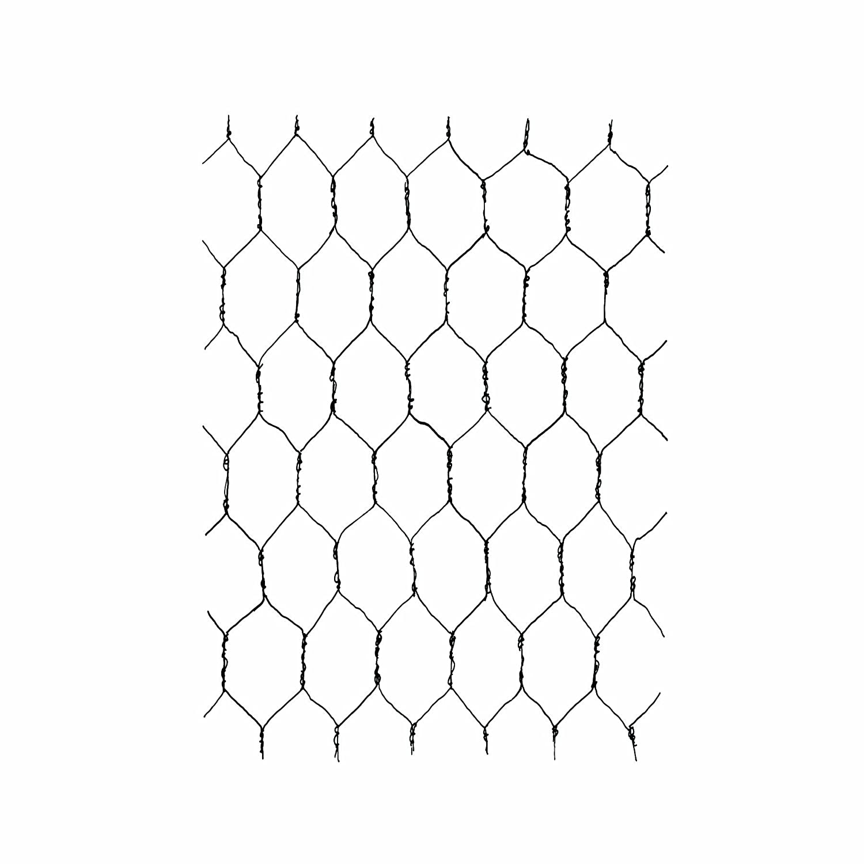 Amazon.com: Art Impressions Chicken Wire Rubber Stamp: Arts, Crafts ...