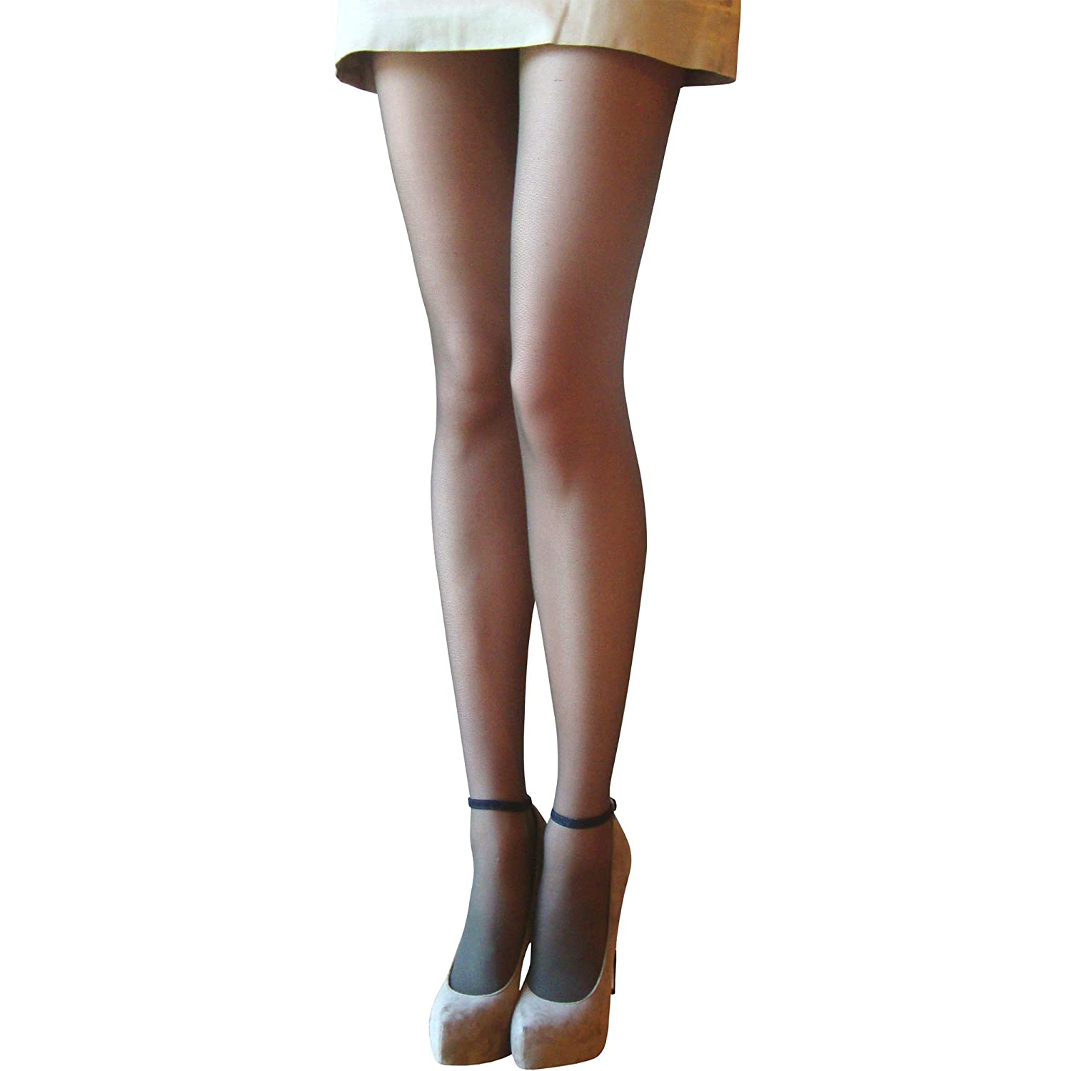 482c4708acc85 Ladies Pretty Polly 15 Denier Sheer Everyday Tights with Comfort Stretch  (S/M (34