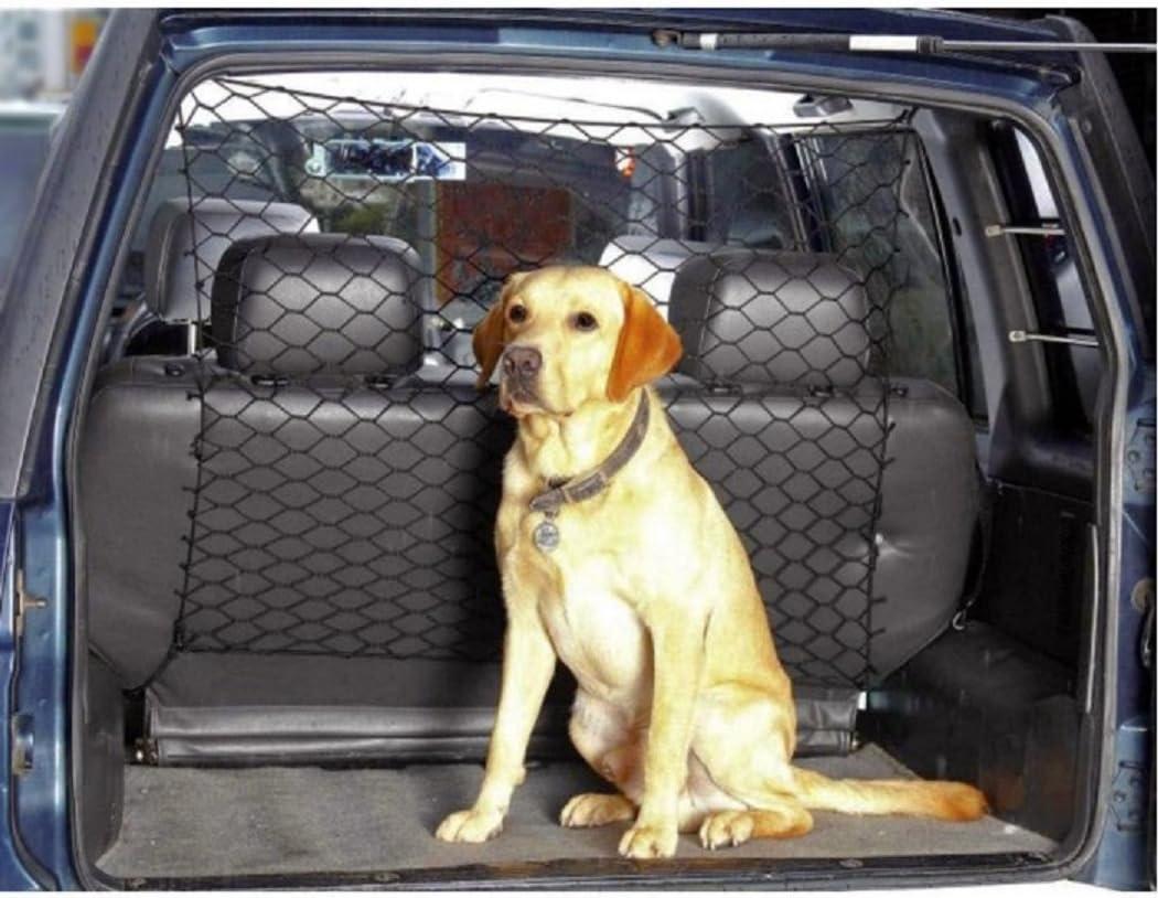 Fair Rete Divisoria Elastica per Auto per Trasporto Cani e Animali Domestici