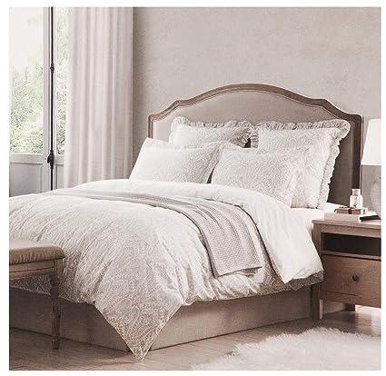 Amazon Com Tahari Home Vintage Damask Ornate Scroll Luxury Duvet