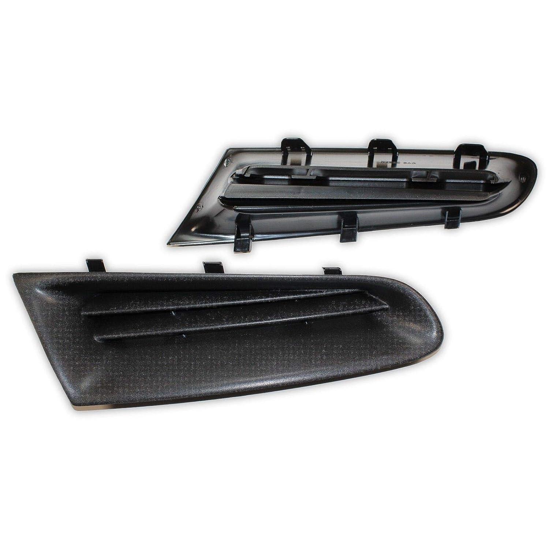 Parrilla delantera para parachoques izquierdo y lateral para Clio MK3