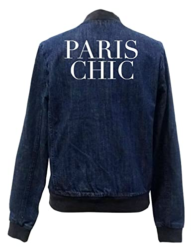 Paris Chic Bomber Chaqueta Girls Jeans Certified Freak