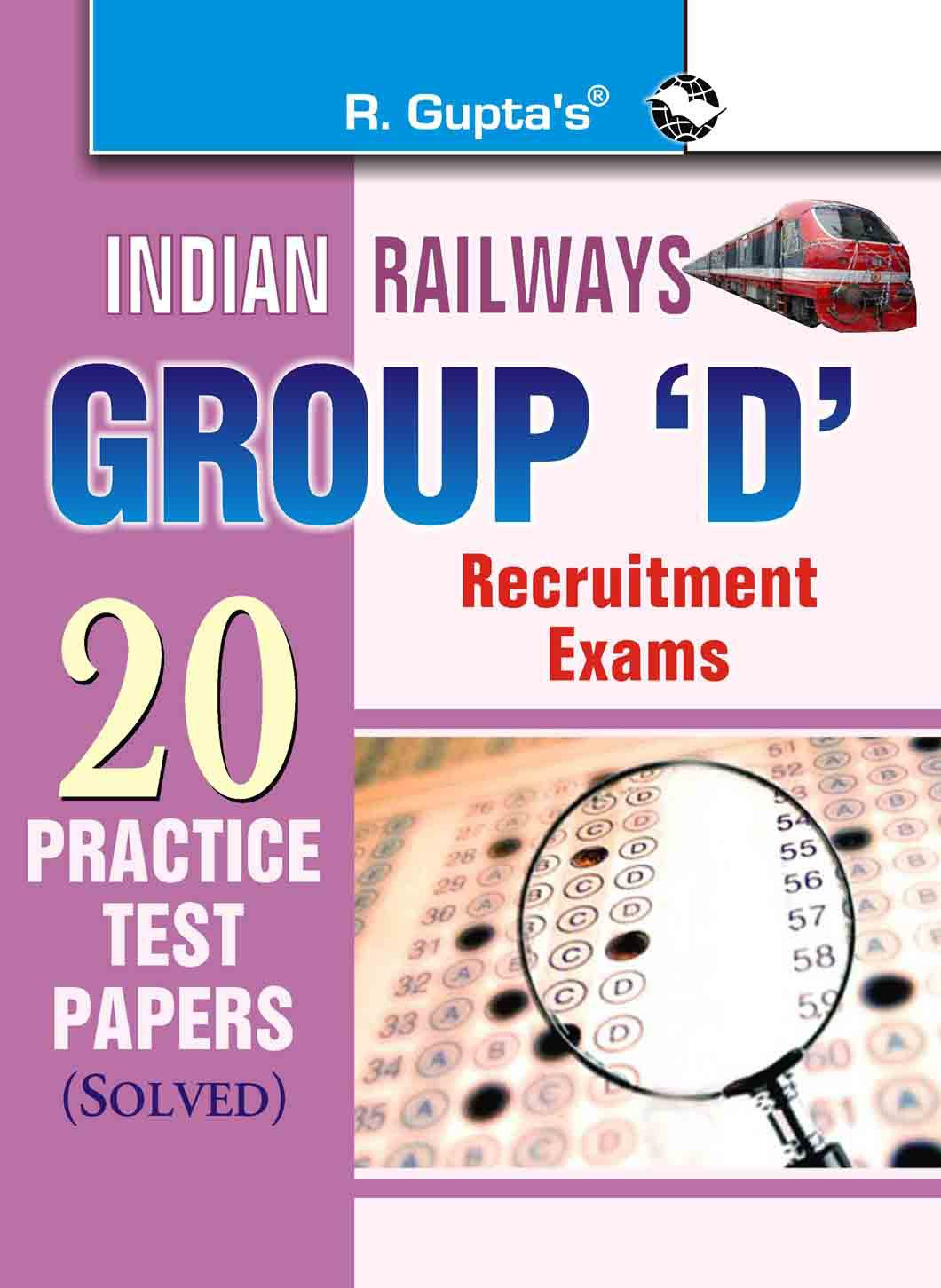 Railway Group D Book In Hindi Pdf