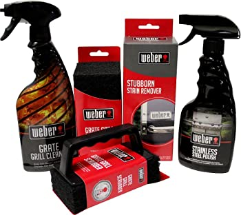 Weber Stain Remover Grill Cleaner