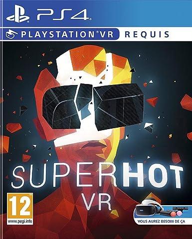 Superhot VR [Importación francesa]: Amazon.es: Videojuegos