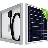 ECO-WORTHY 10W 25W Solar Panel/60W Foldable Solar Panel Charger for Portable Power Station & RV Battery,Solar Charger…