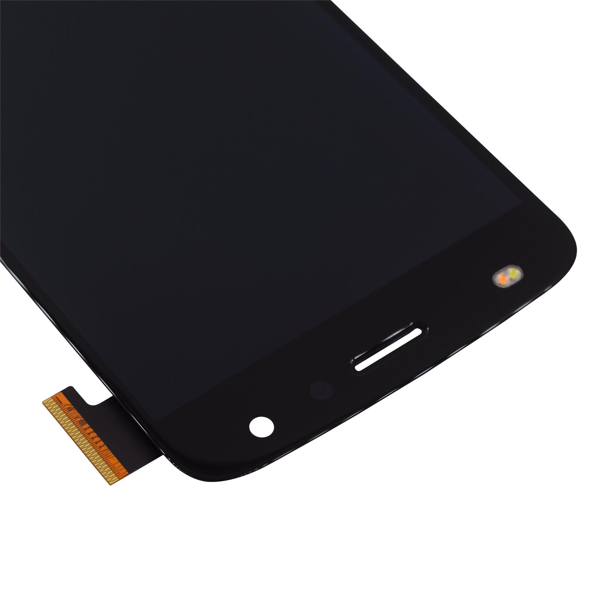 VEKIR Touch Display Digitizer Screen Replacement for Motorola Moto Z2 Play XT1710-01 XT1710-07 XT1710-10 XT1710-08(Black) by VEKIR (Image #3)